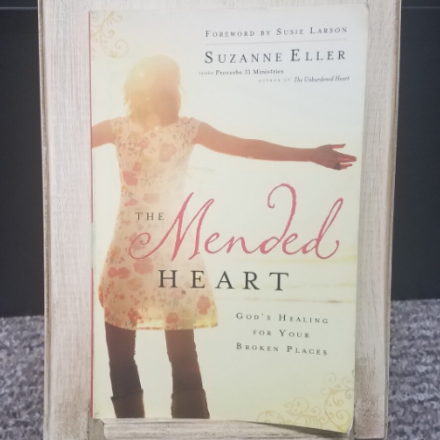 The Mended Heart by Suzanne Eller