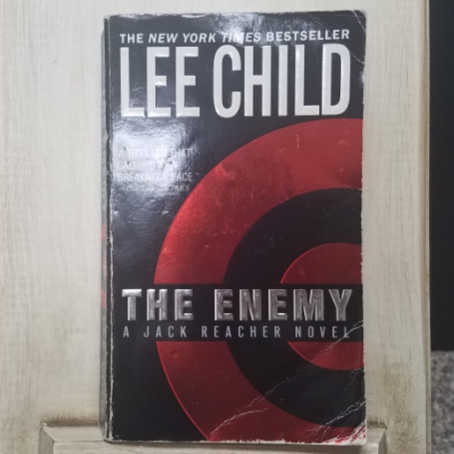 The Enemy by Lee Child - PB