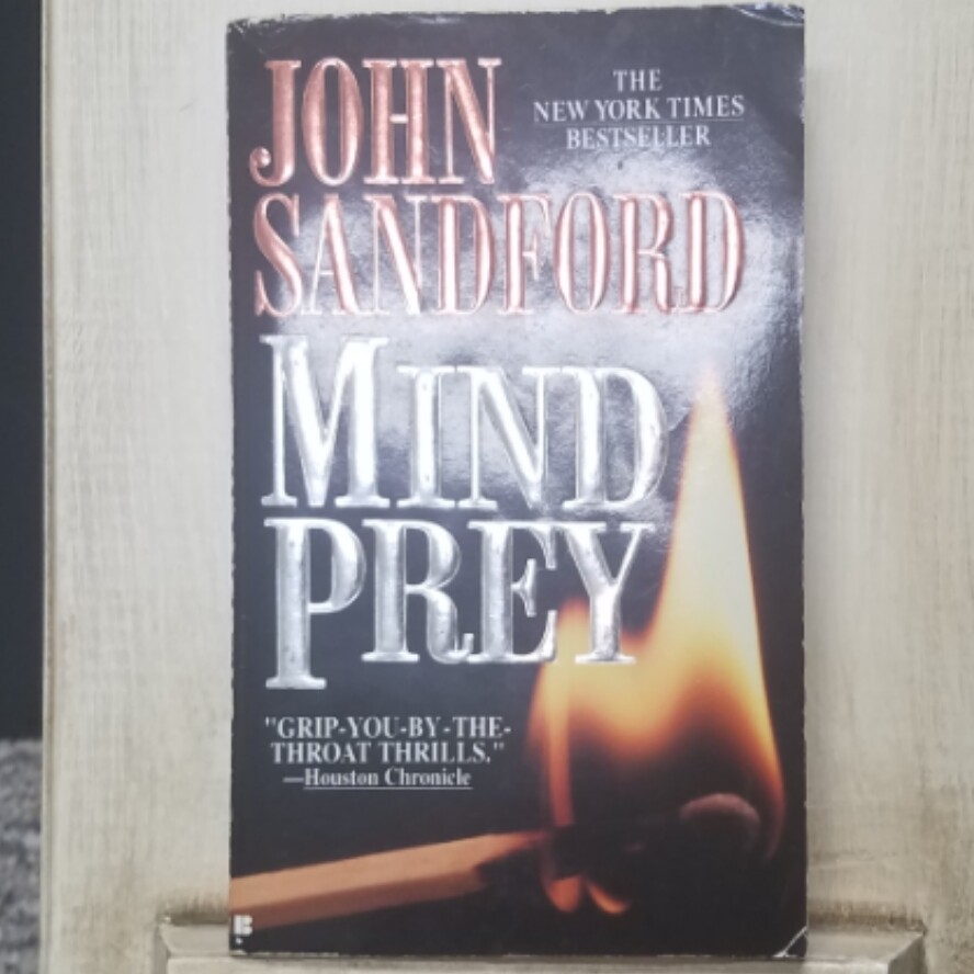 Mind Prey by John Sandford