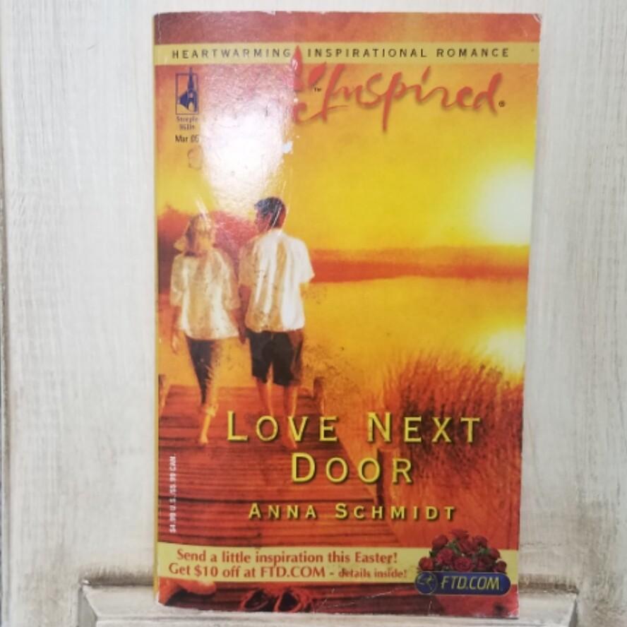 Love Next Door by Anna Schmidt