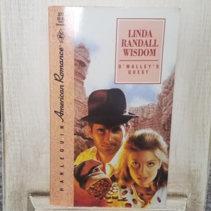 O'Malley's Quest by Linda Randall Wisdom