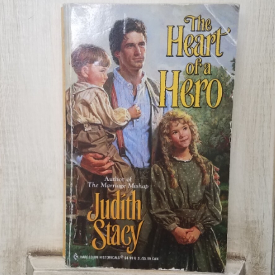 The Heart of a Hero by Judith Stacy