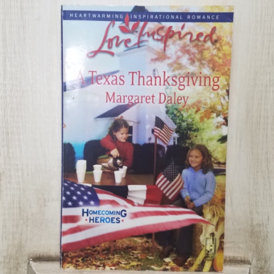 A Texas Thanksgiving by Margaret Daley
