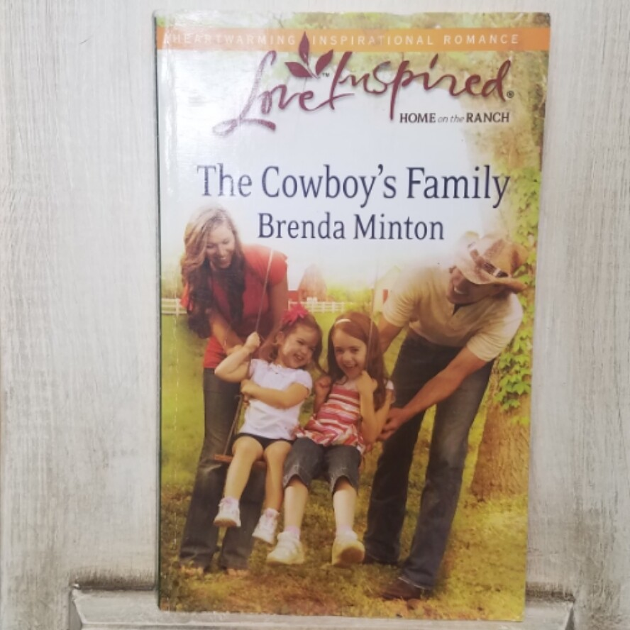 The Cowboy's Family by Brenda Minton