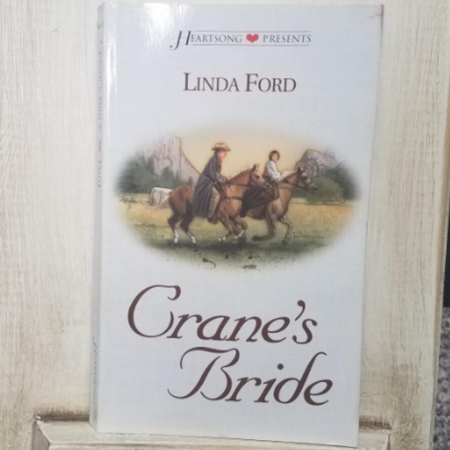 Crane's Bride by Linda Ford