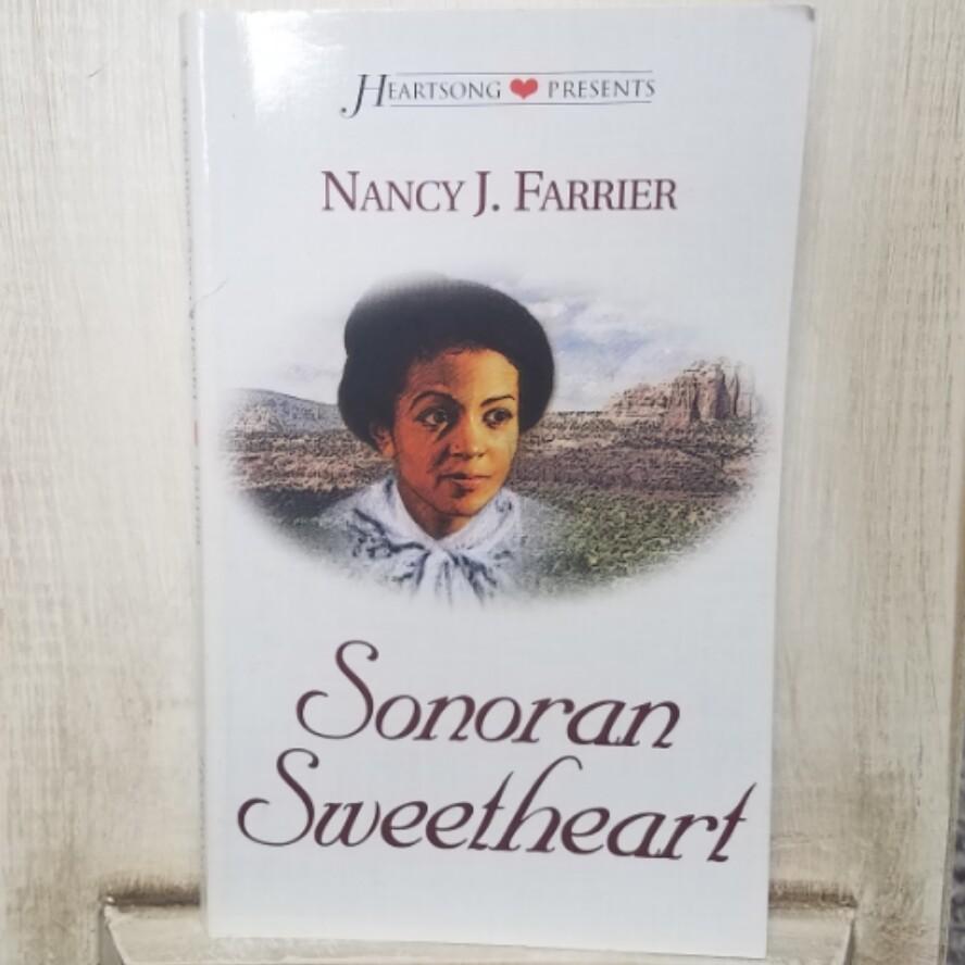 Sonoran Sweetheart by Nancy J. Farrier