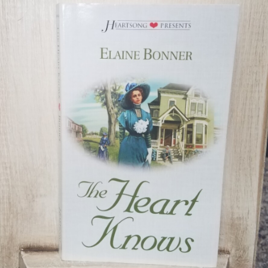 The Heart Knows by Elaine Bonner