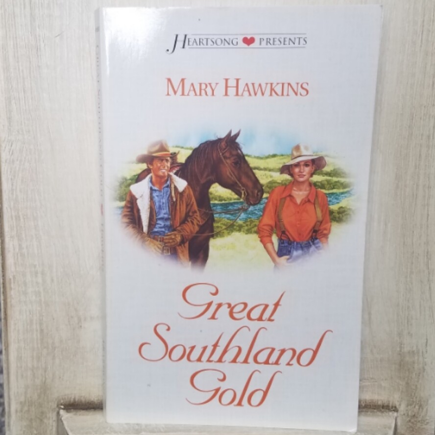Great Southland Gold by Mary Hawkins