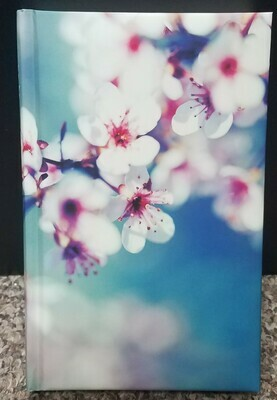 NIV Impression Bible Cover Edition - Cherry Blossom Print