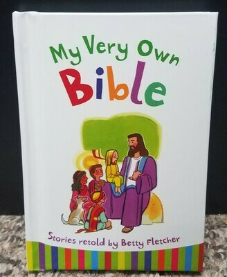 My Very Own Bible - Stories Retold by Betty Fletcher