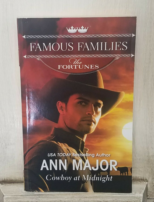 Cowboy at Midnight by Ann Major
