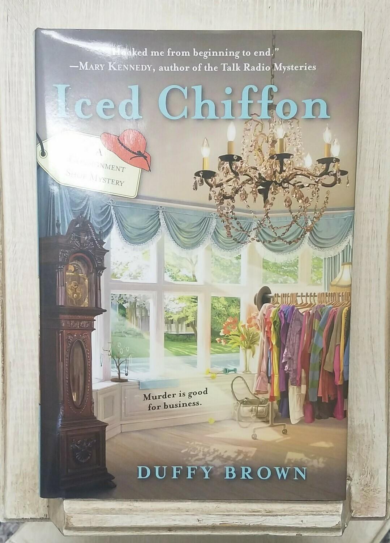 Iced Chiffon by Duffy Brown