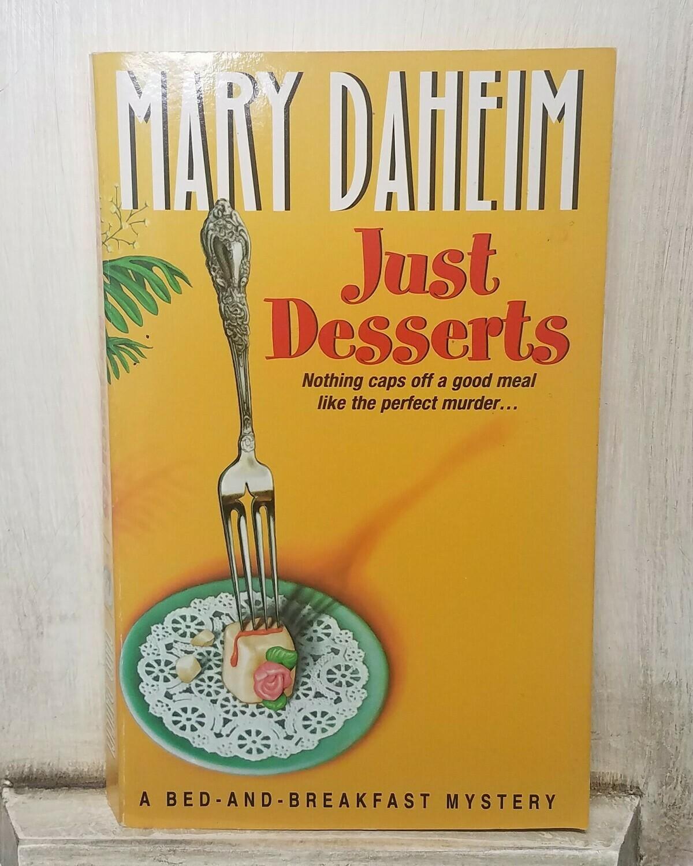 Just Desserts by Mary Daheim