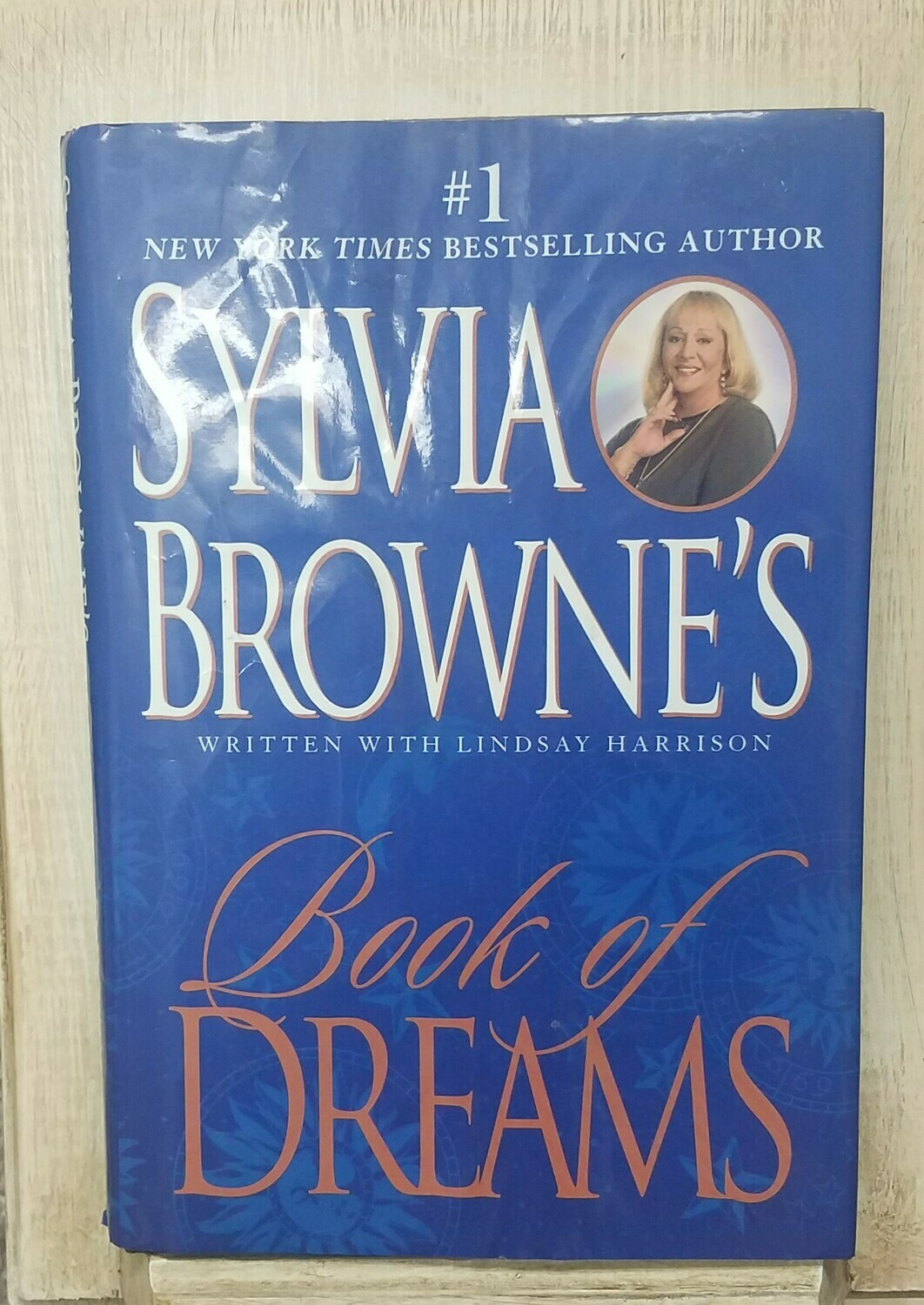 Book of Dreams by Sylvia Browne with Lindsay Harrison