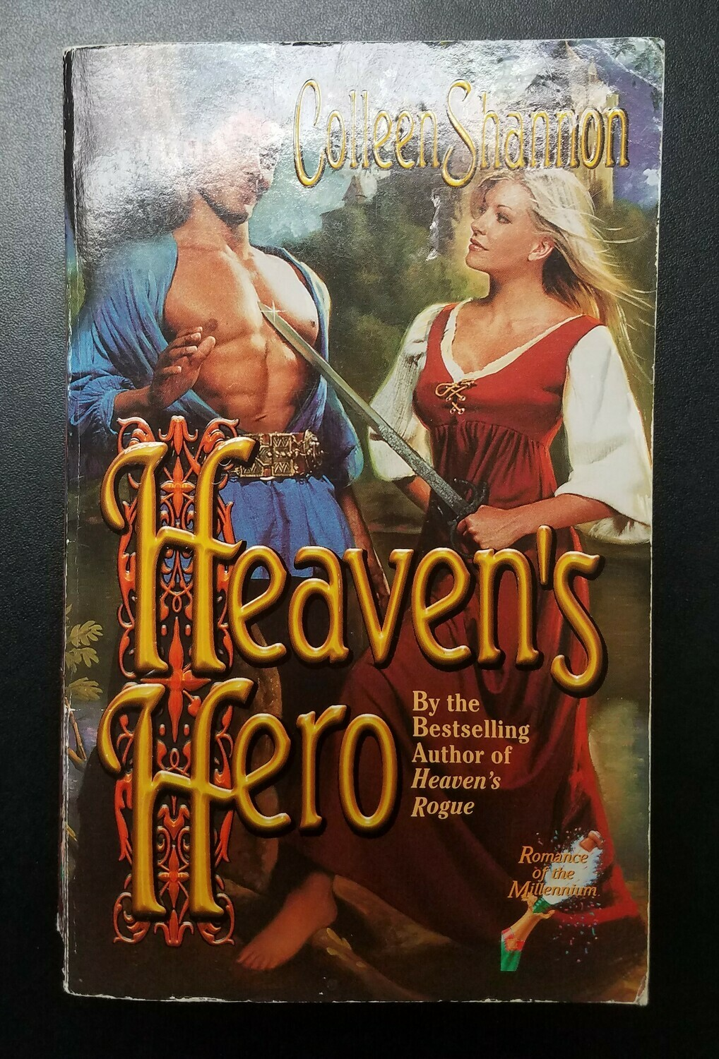 Heaven's Hero by Colleen Shannon