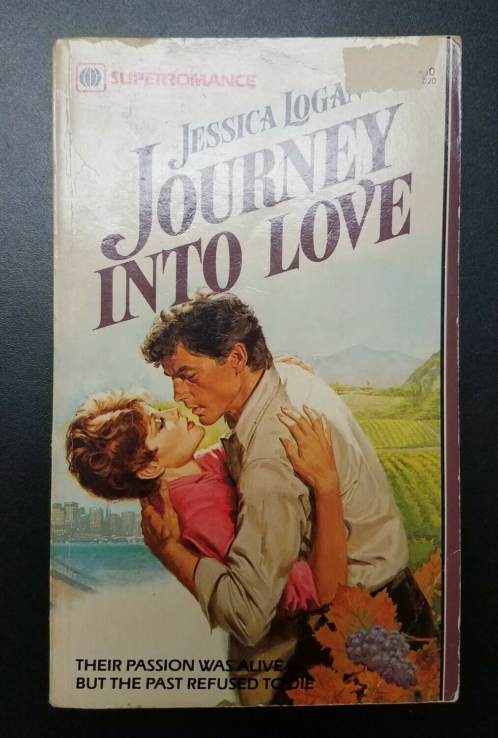 Journey into Love by Jessica Logan
