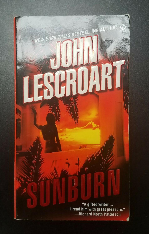 Sunburn by John Lescroart