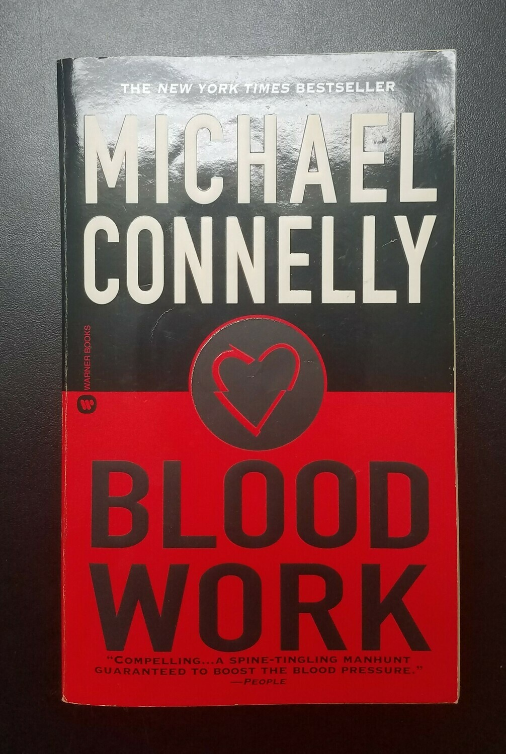 Blood Work by Michael Connnelly