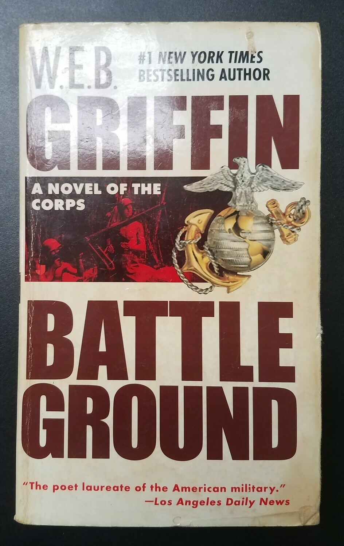 Battleground by W.E.B. Griffin