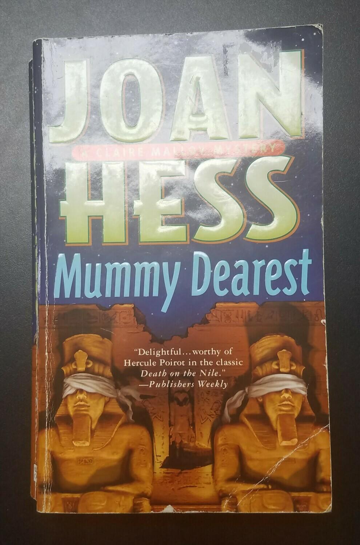 Mummy Dearest by Joan Hess