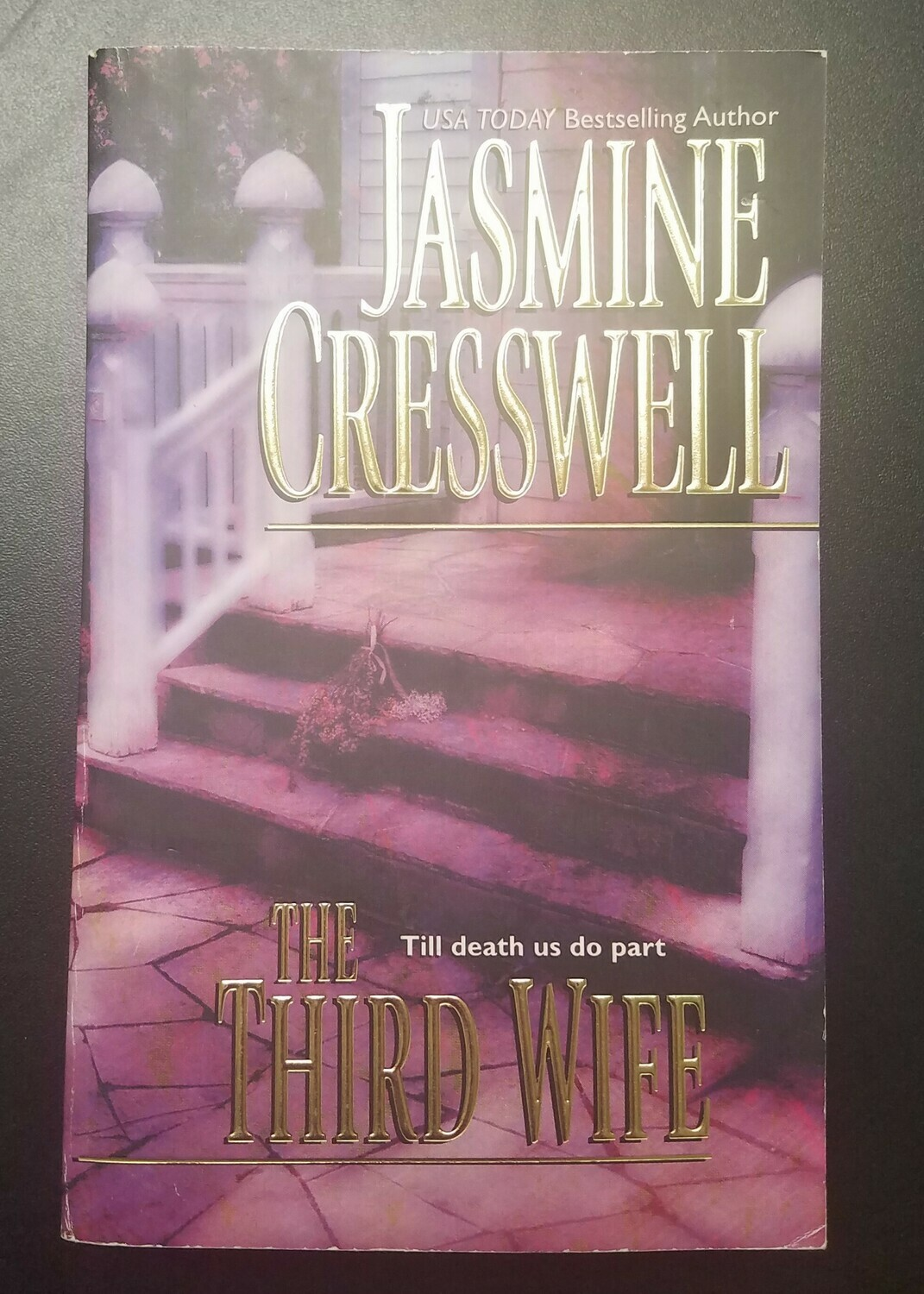 The Third Wife by Jasmine Cresswell