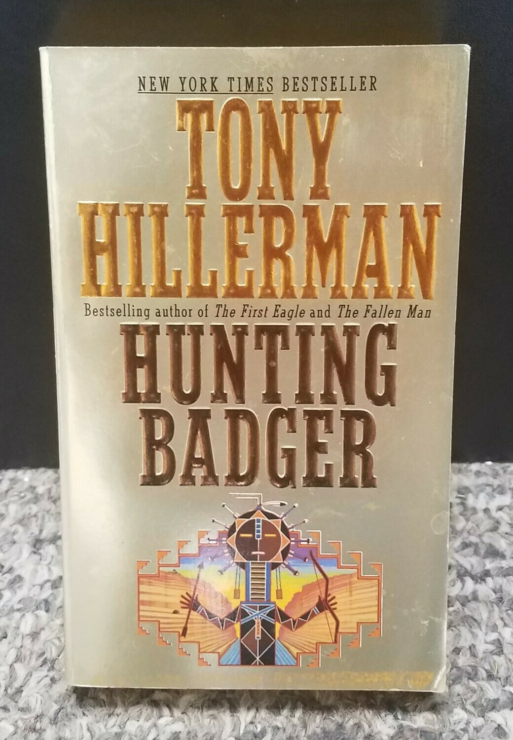 Hunting Badger by Tony Hillerman