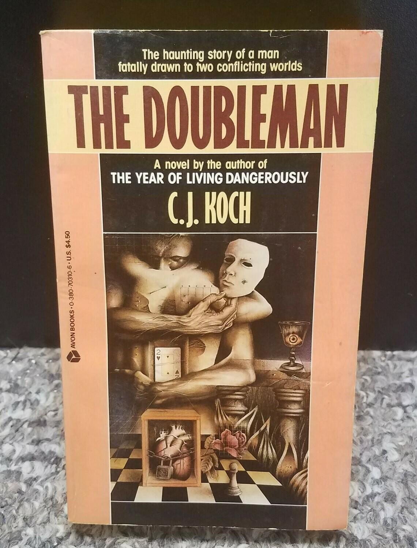 The Doubleman by C.J. Koch