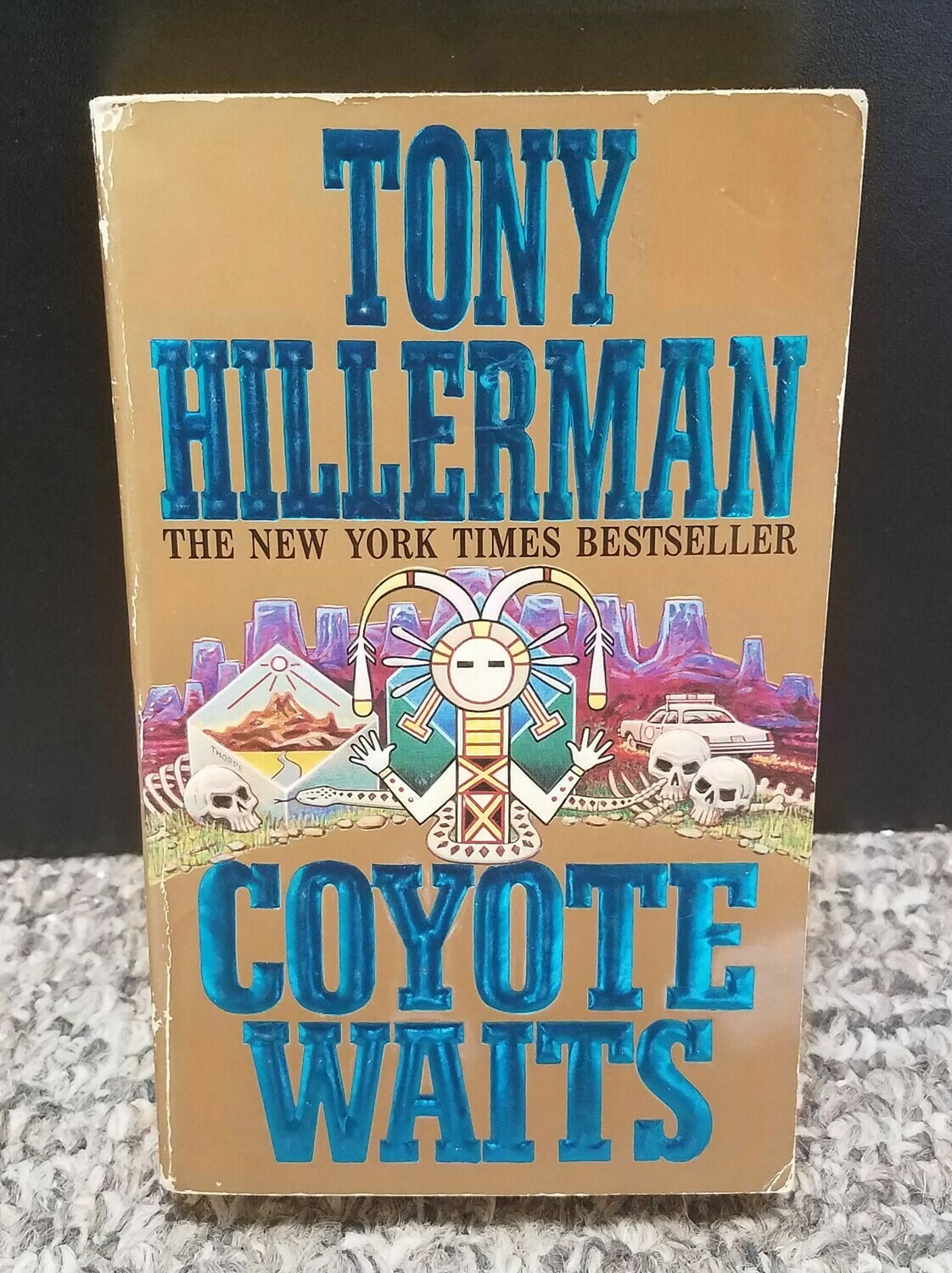 Coyote Waits by Tony Hillerman
