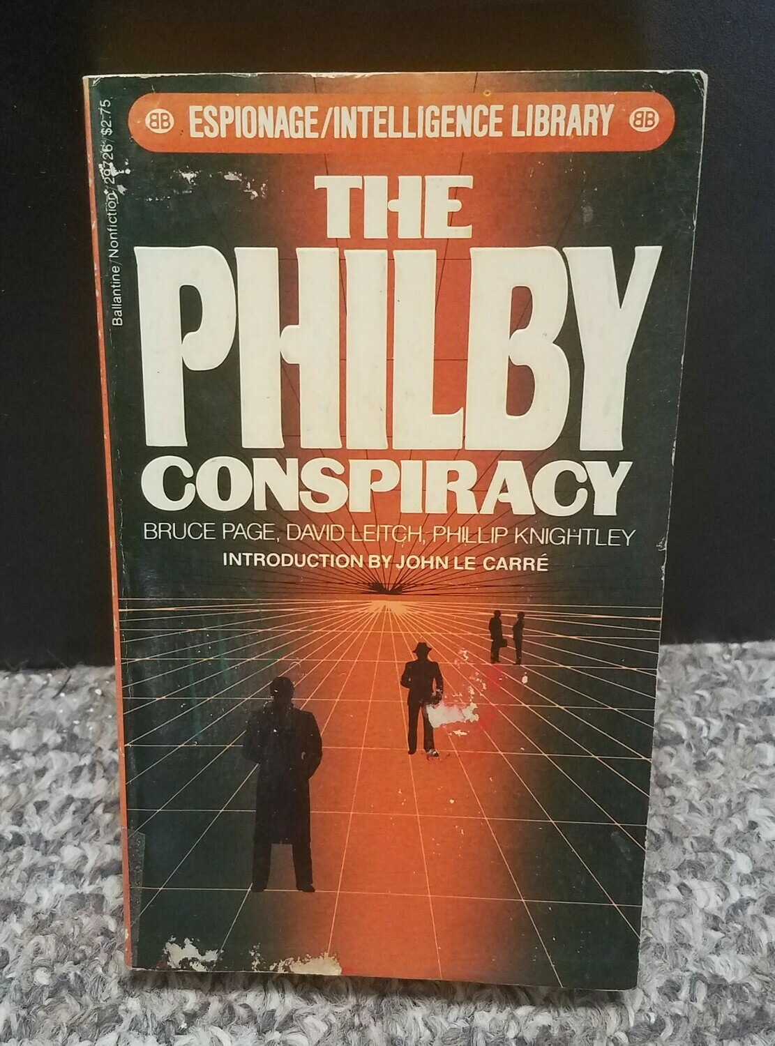The Philby Conspiracy by Bruce Page, David Leitch, and Phillip Knightley