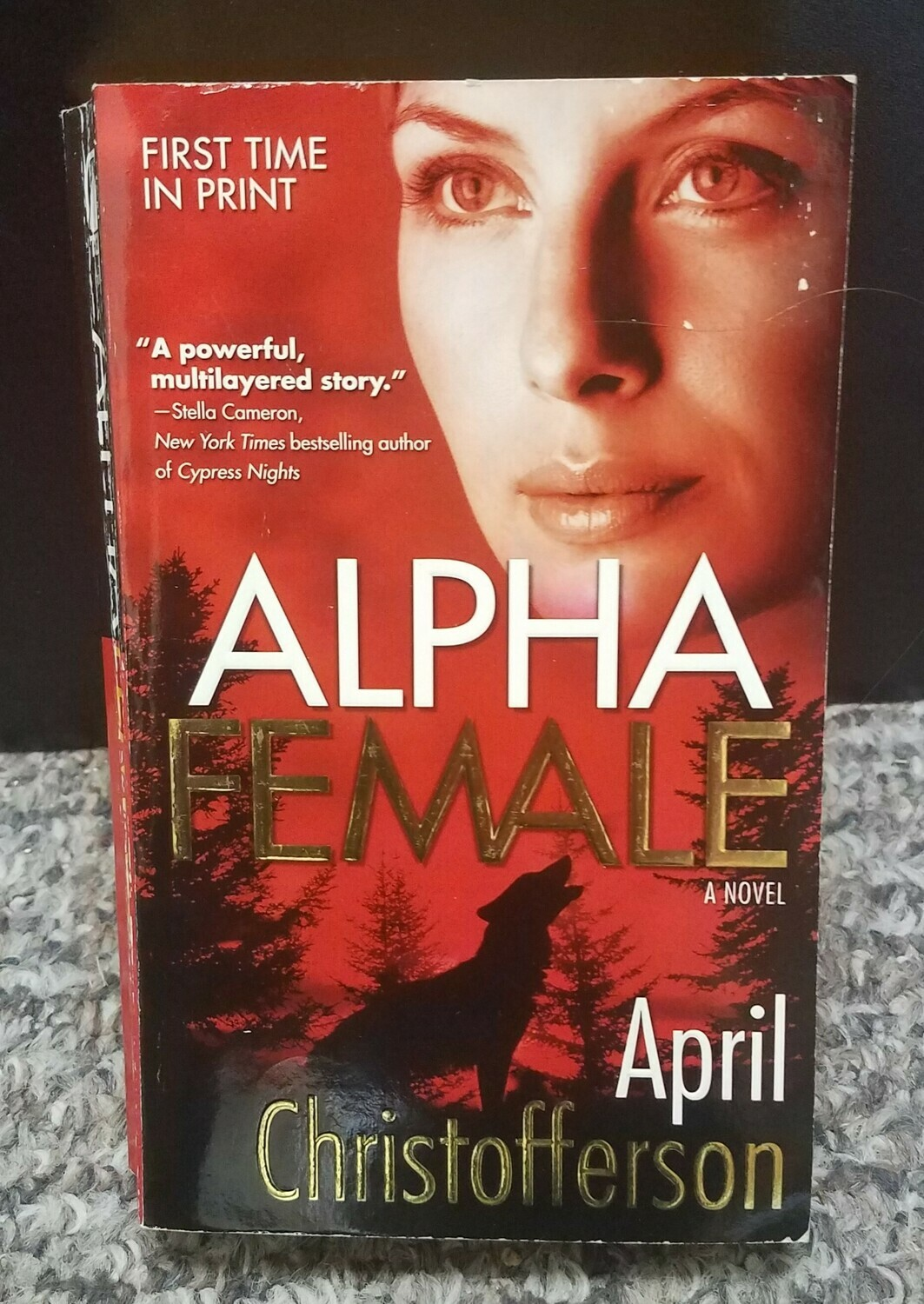 Alpha Female by April Christofferson