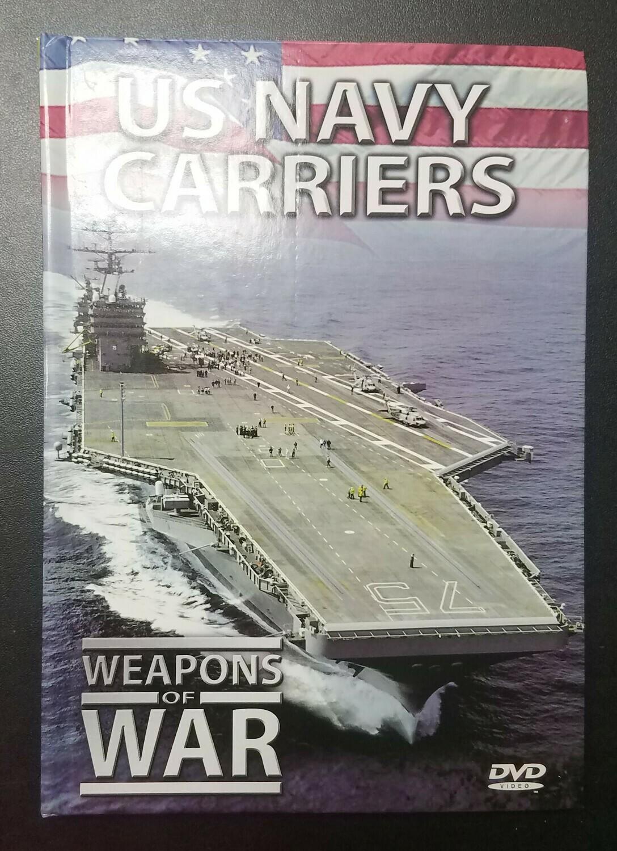 U.S. Navy Carries: Weapons of War Movie