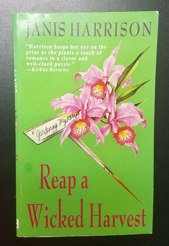 Reap a Wicked Harvest by Janis Harrison
