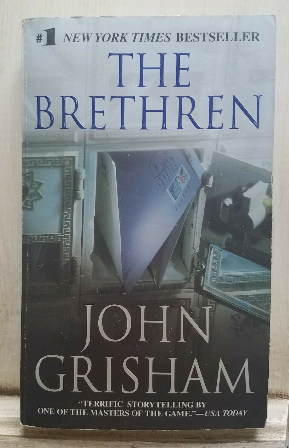 The Brethren by John Grisham - Paperback