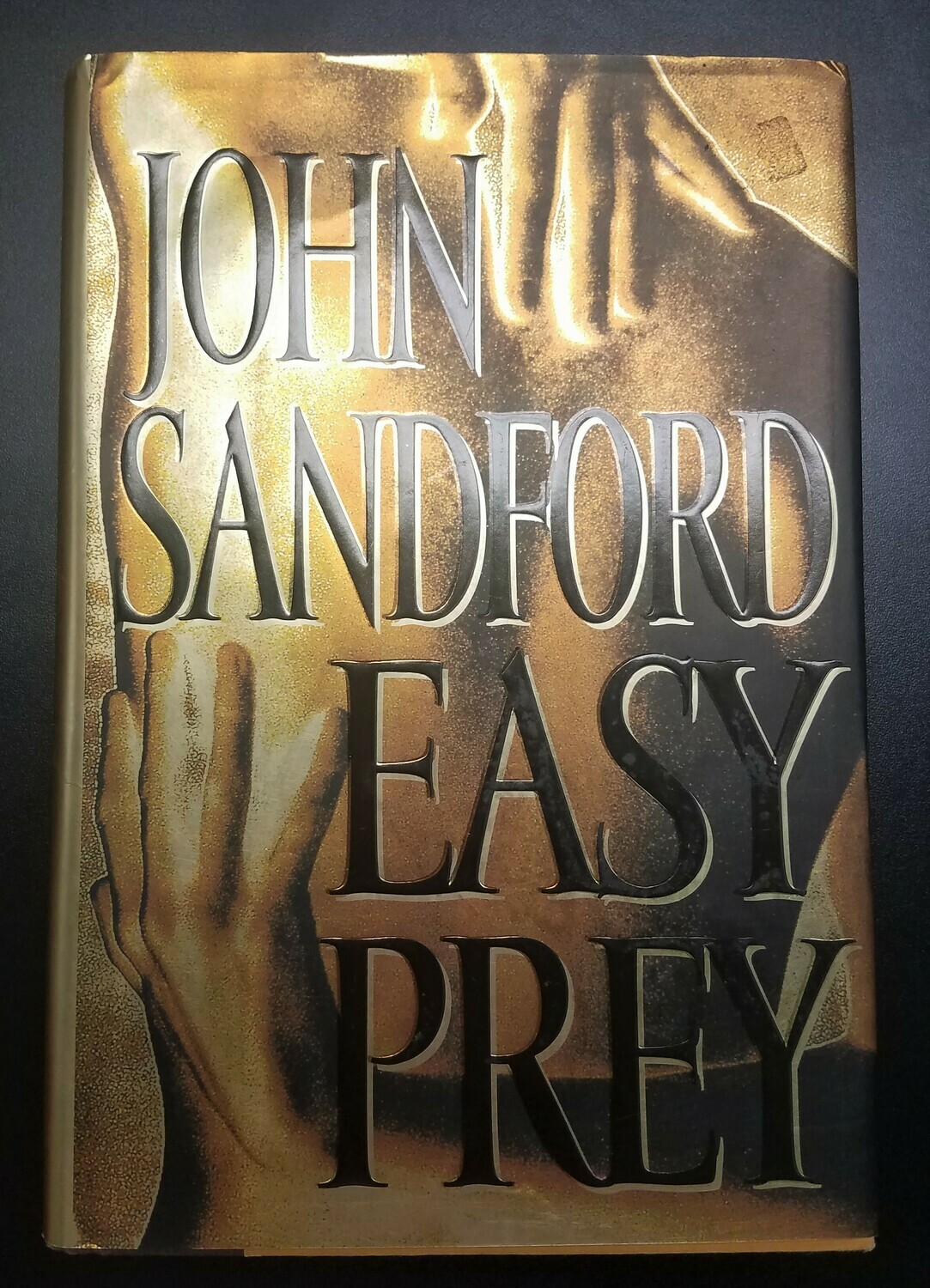 Easy Prey by John Sandford - Hardback