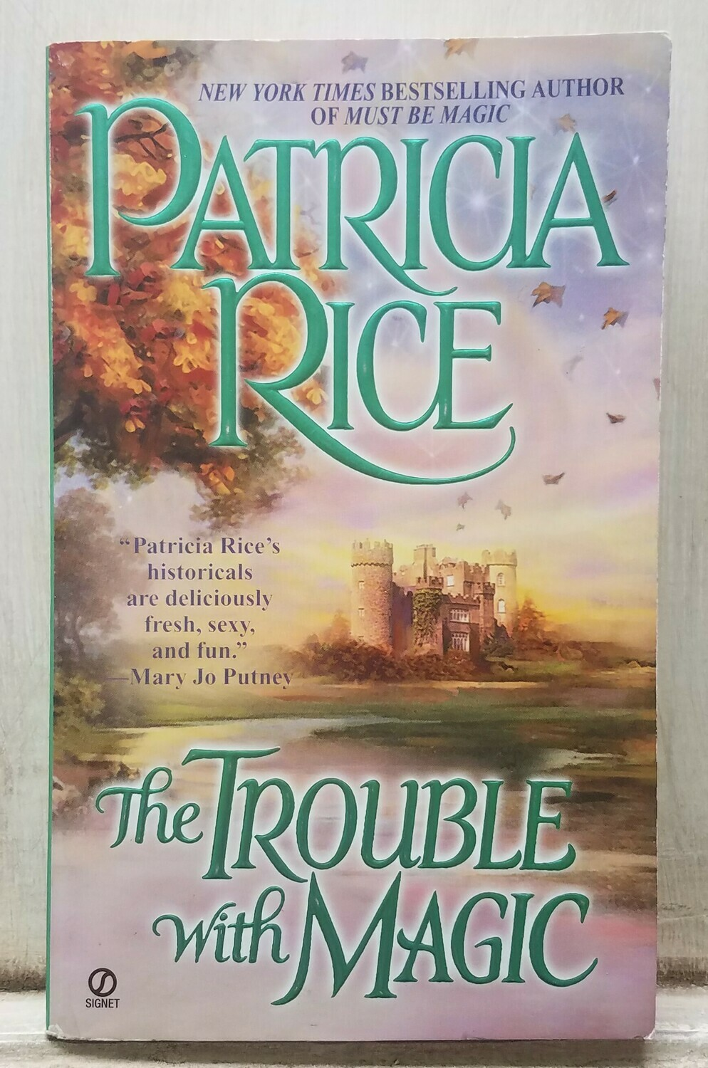 The Trouble with Magic by Patricia Rice