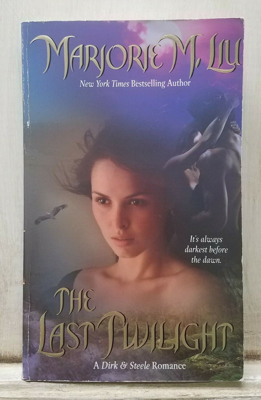 The Last Twilight by Marjorie M. Liu