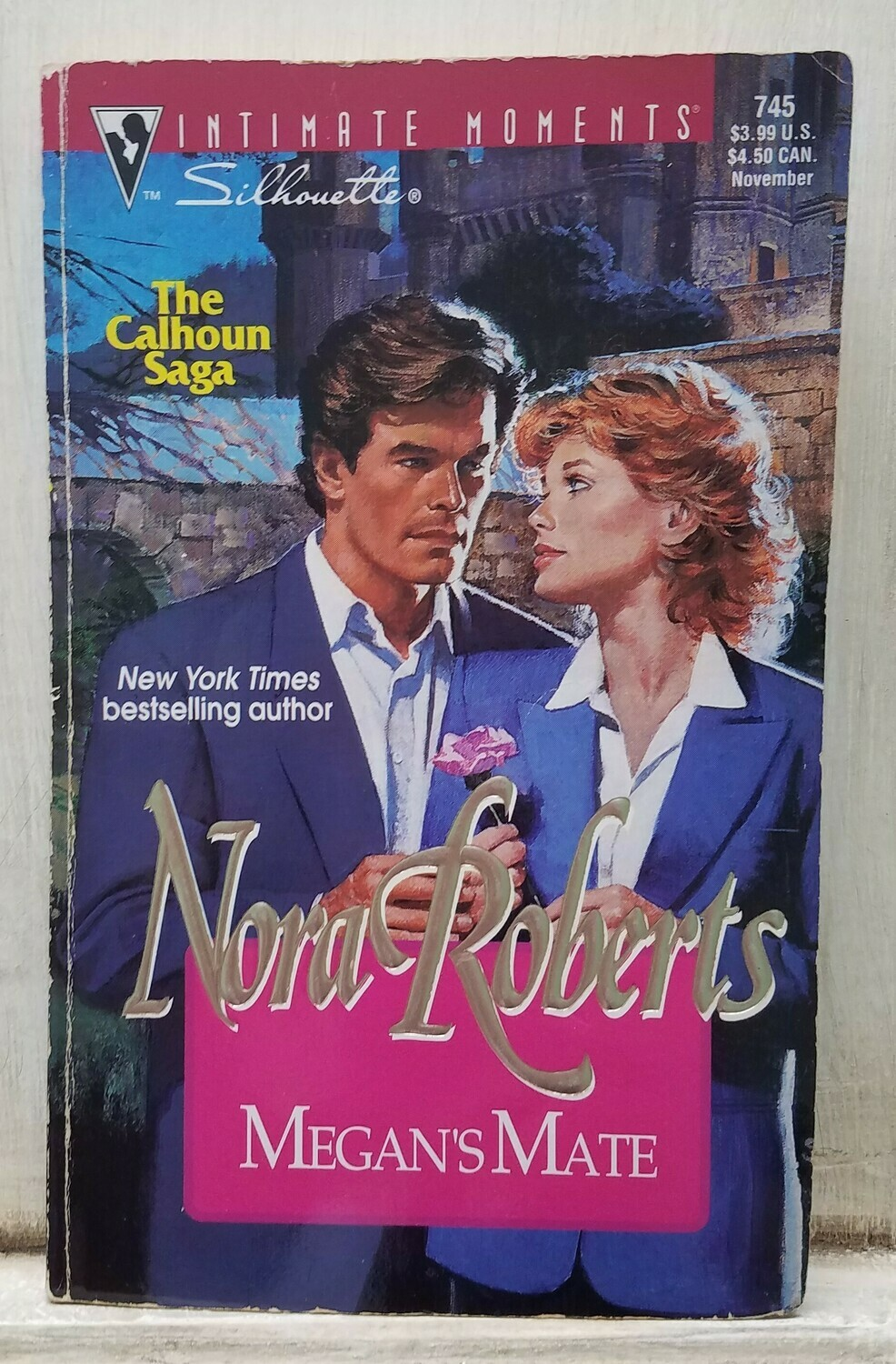 Megan's Mate by Nora Roberts