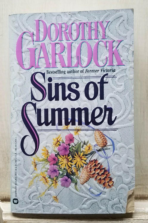 Sins of Summer by Dorothy Garlock