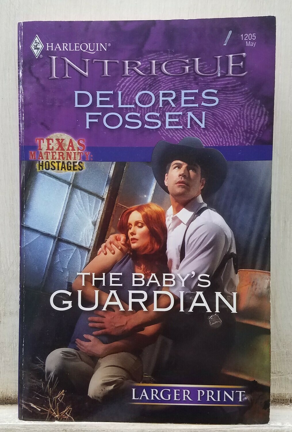 The Baby's Guardian by Delores Fossen
