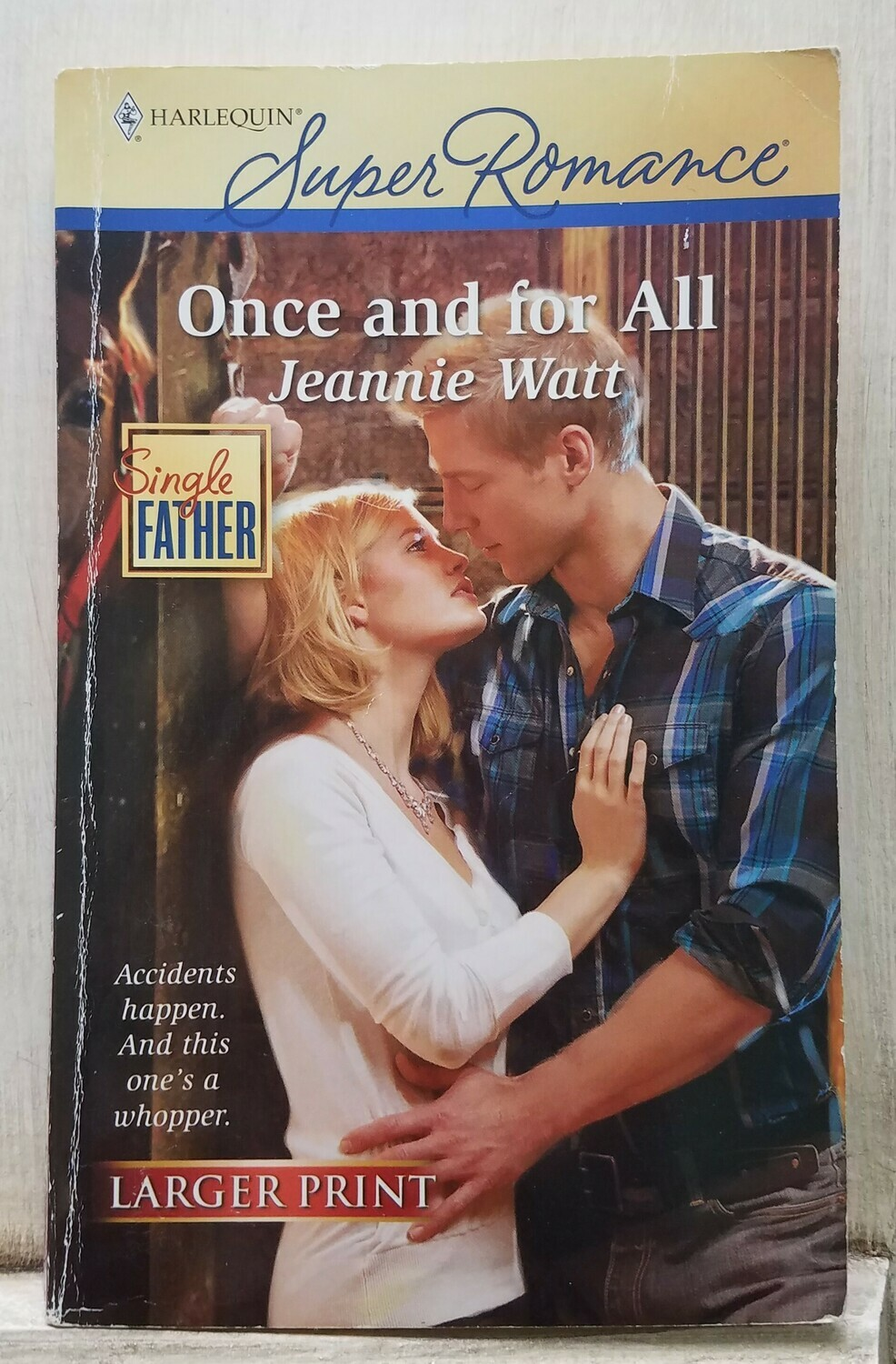 Once and for All by Jeannie Watt