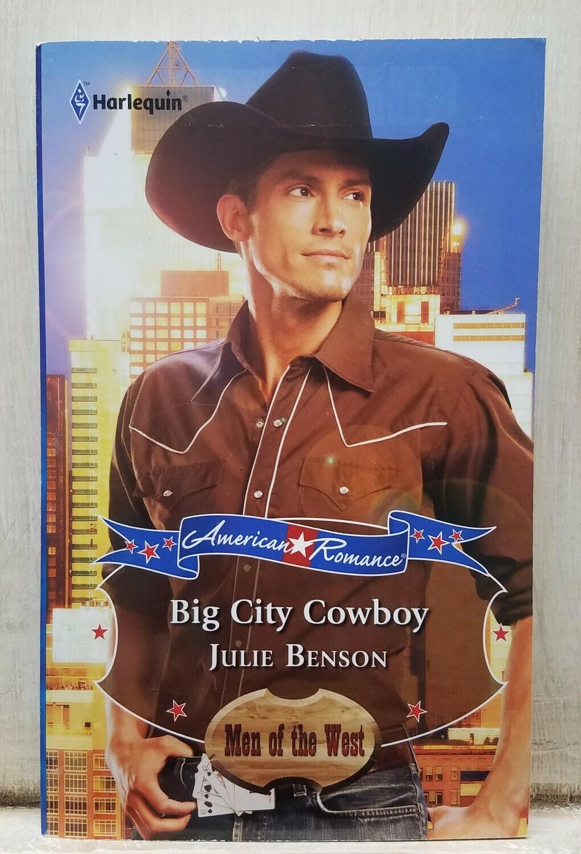 Big City Cowboy by Julie Benson