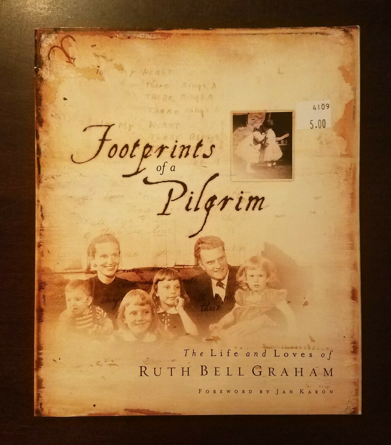 Footprints of a Pilgrim by Ruth Bell Graham
