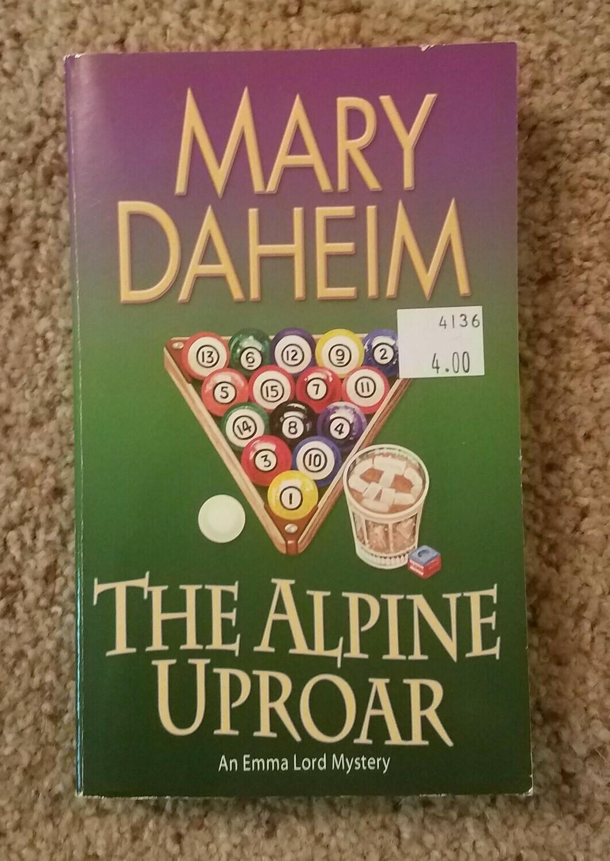 The Alpine Uproar by Mary Daheim