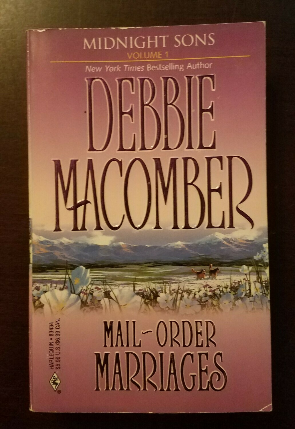 Mail-Order Marriages by Debbie Macomber