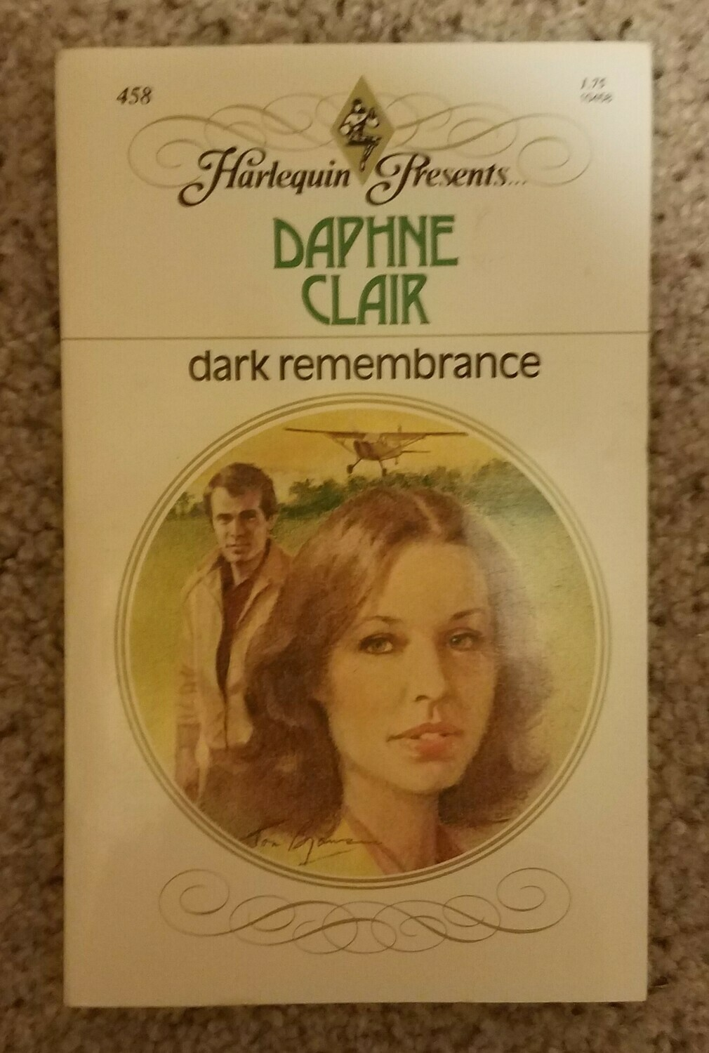 Dark Remembrance by Daphne Clair