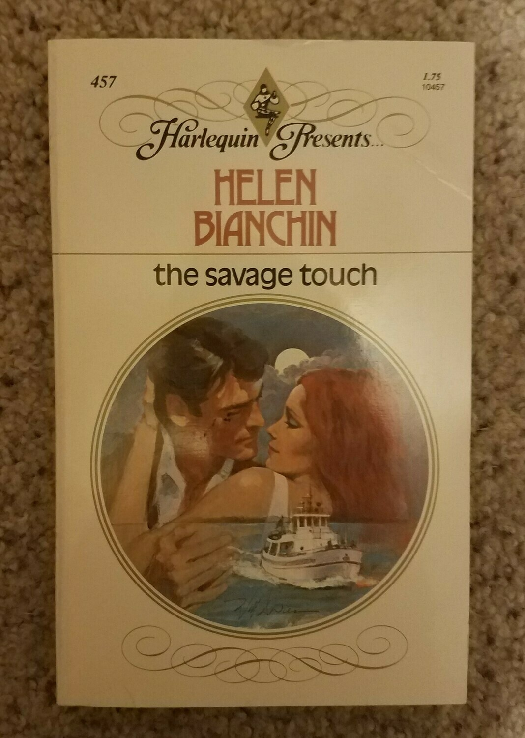 The Savage Touch by Helen Bianchin