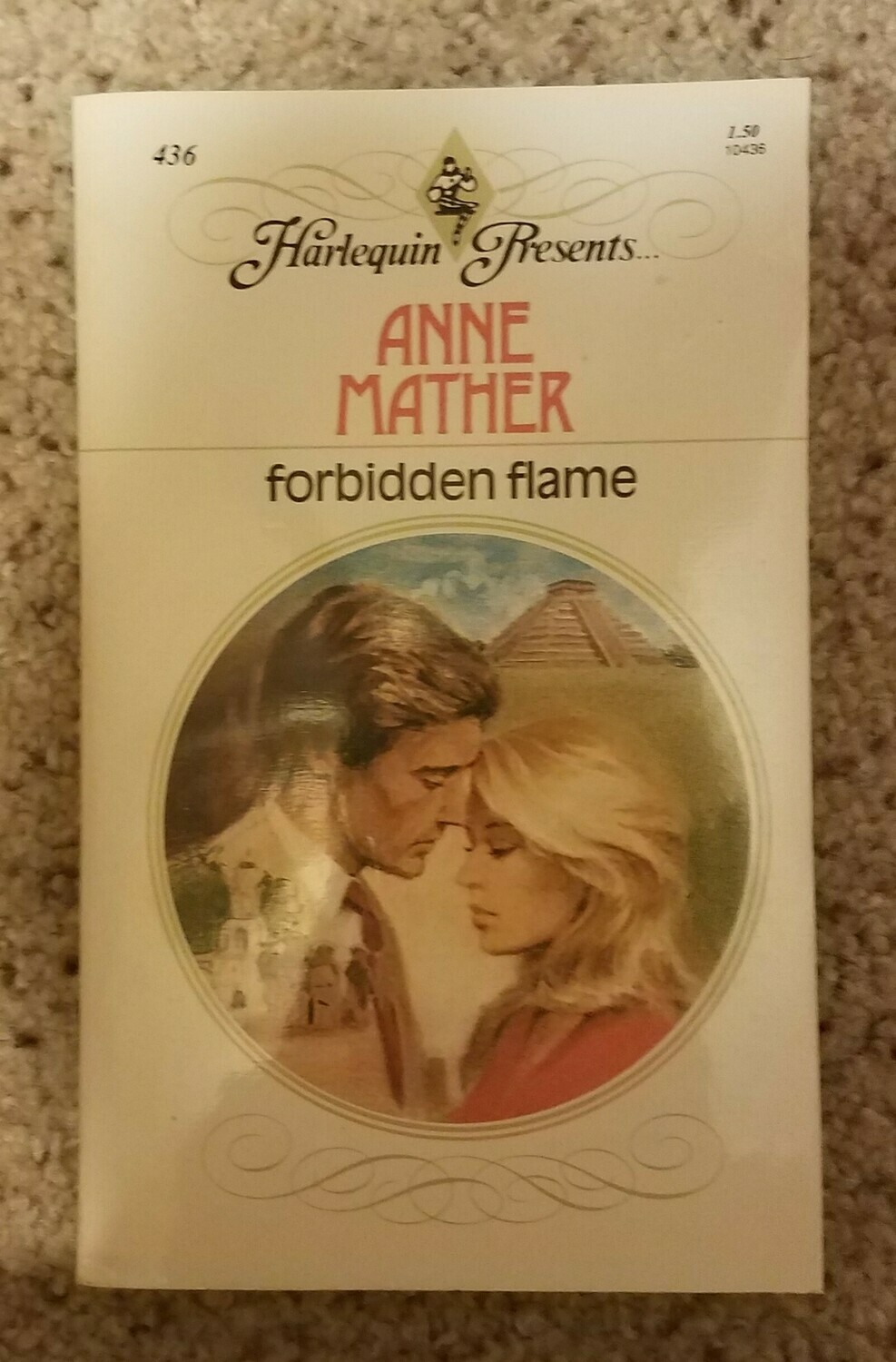 Forbidden Flame by Anne Mather