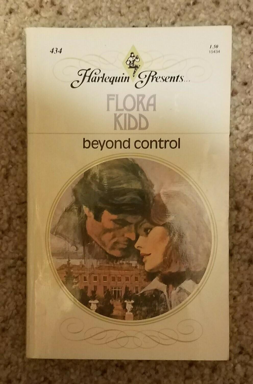 Beyond Control by Flora Kidd