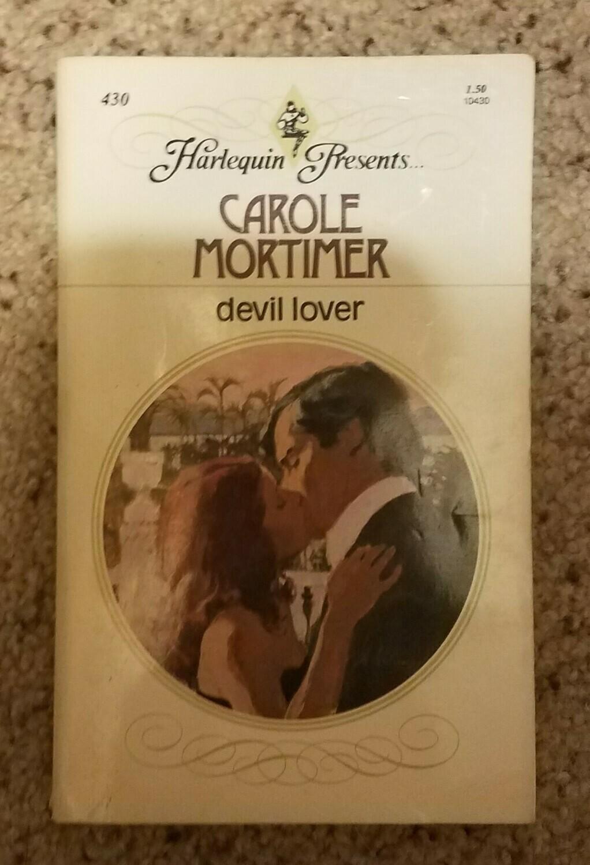 Devil Lover by Carole Mortimer