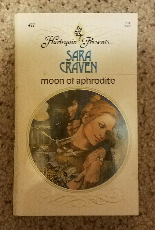 Moon of Aphrodite by Sara Craven